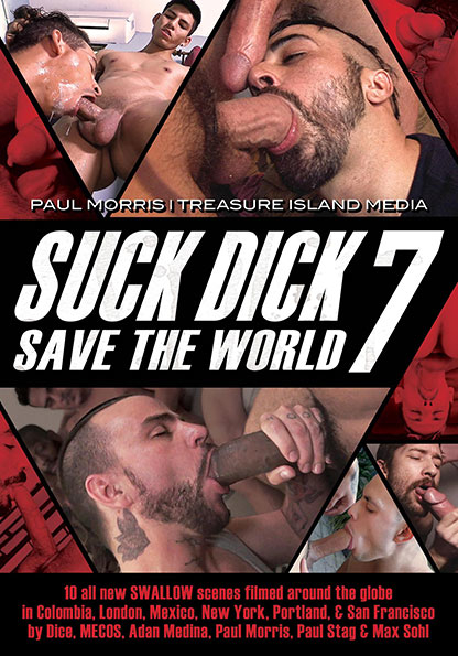 Suck Dick Save The World 7