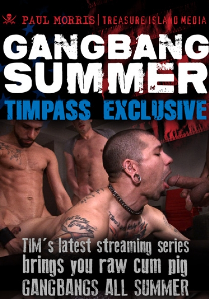 GangBang Summer in Ryan Powers