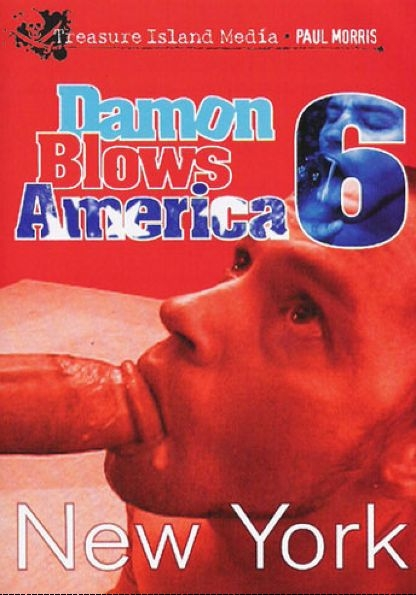 DAMON BLOWS AMERICA 6: New York in Christian