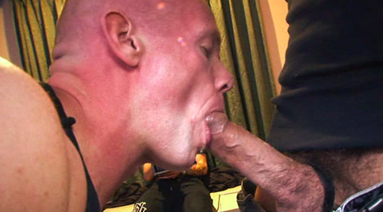 Blade Dixxon in DRUNK ON CUM 6