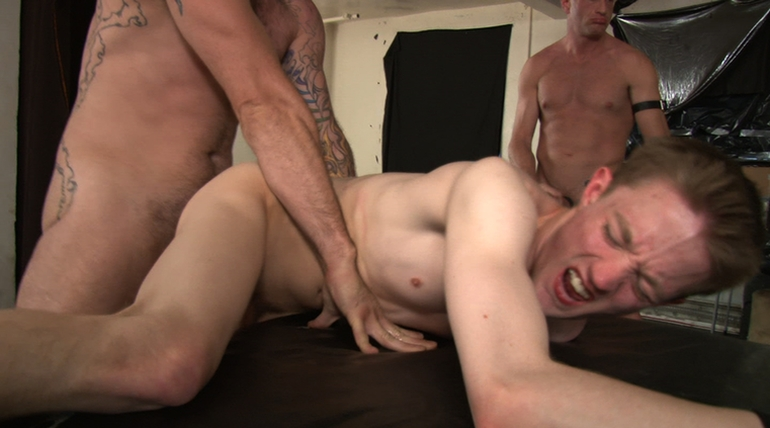 Tim Skyler in Skull Fuck